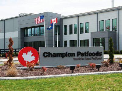 1 champion petfoods front