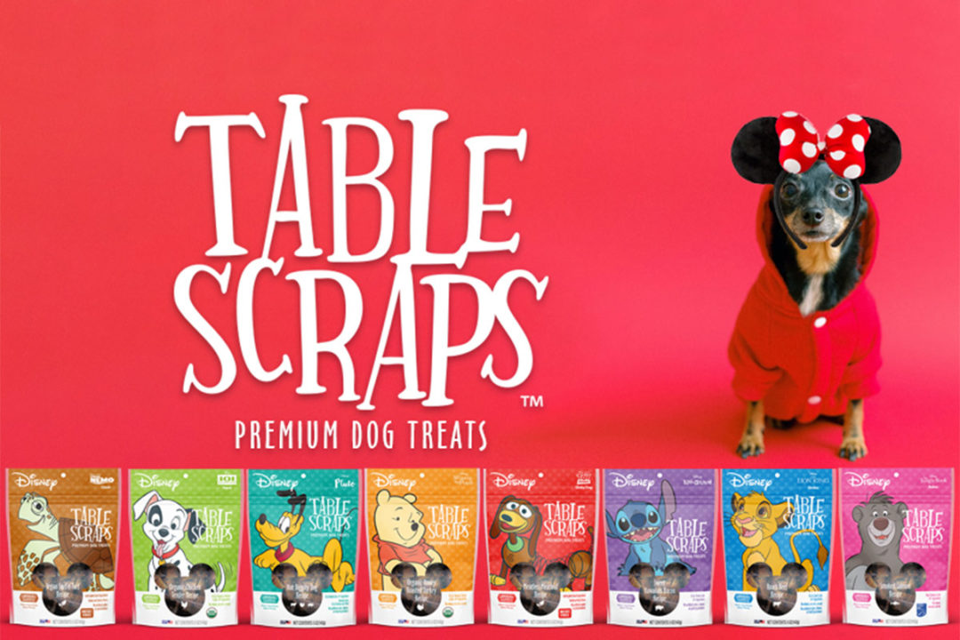 Phelps looking to share the magic with Disney-themed dog treat collection