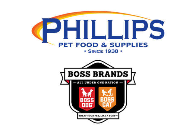 Boss Nation Brand partners with Phillips Pet Food & Supplies
