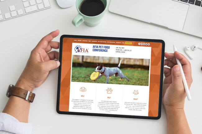 AFIA hosting 2021 Pet Food Conference online next Tuesday