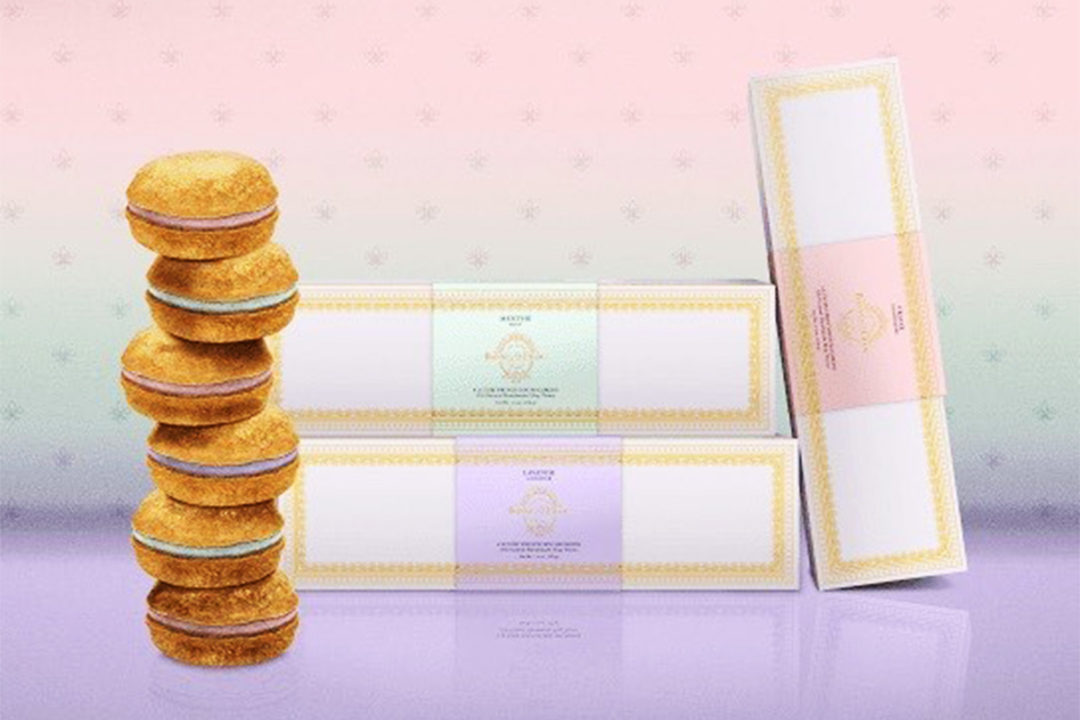 Amazon adds Bonne et Filou macarons for dogs