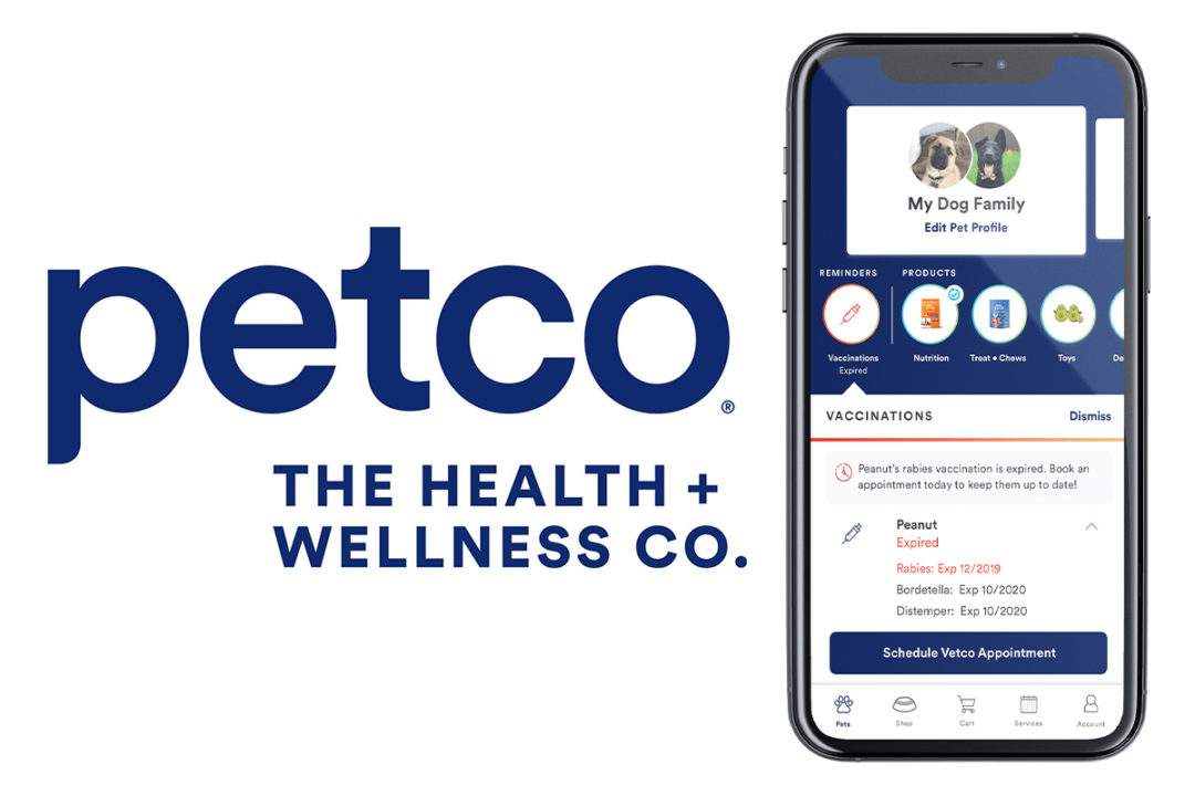 Petco updates website, mobile app and expands same-day delivery