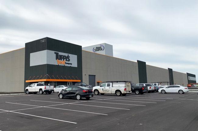 Tuffy begins operations at Delano pet treat plant