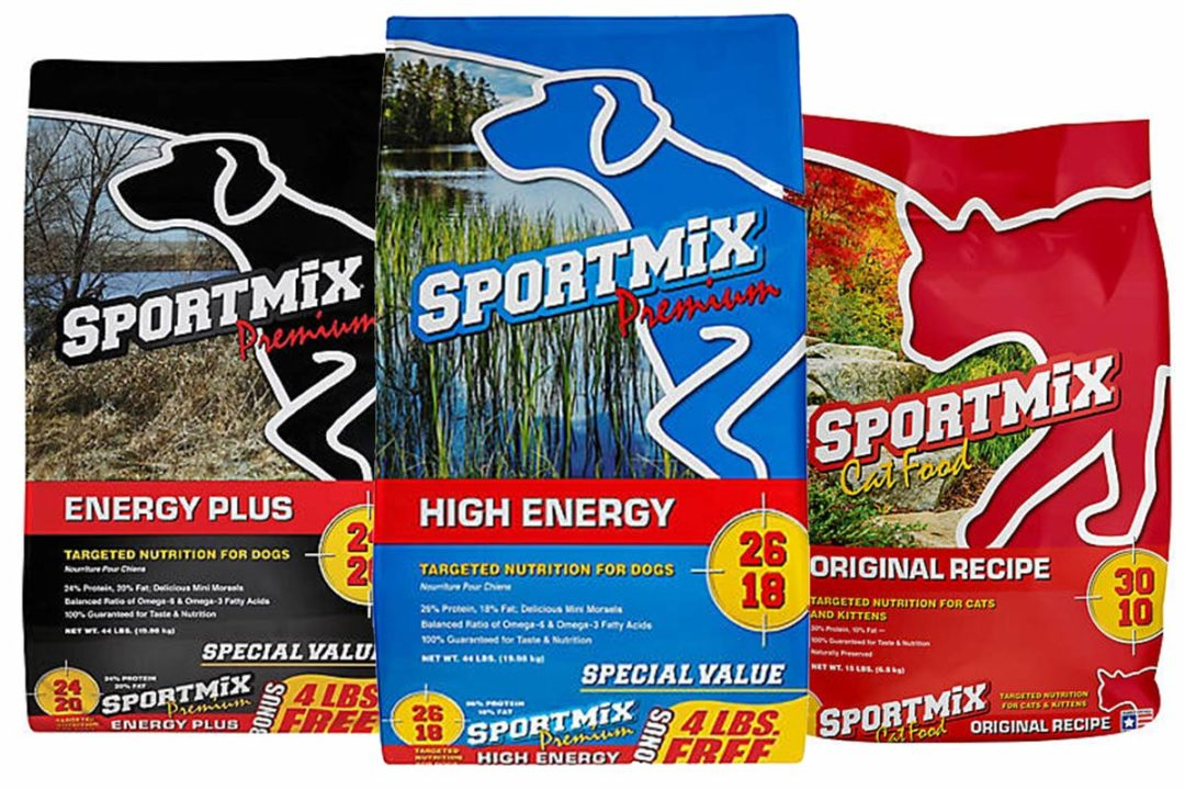 Midwestern Pet Foods recalls Sportmix products for high aflatoxin levels