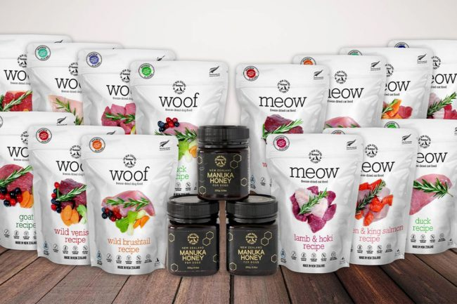Pet Palette to distribute New Zealand pet food brand in US