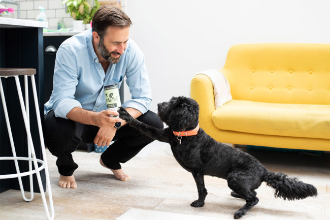 VAFO Group invests in pet food partner Pooch & Mutt