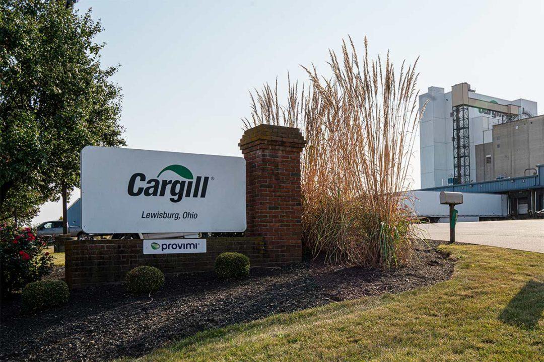 Cargill opens new Lewisburg premix facility
