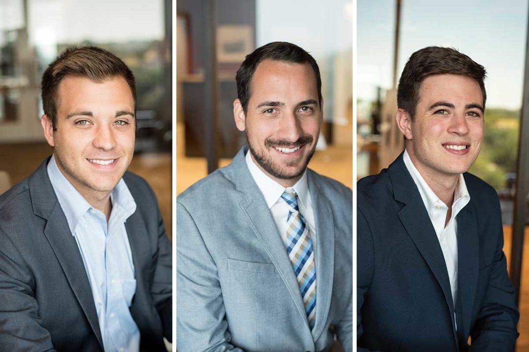 Sosland Publishing promotes three sales staff