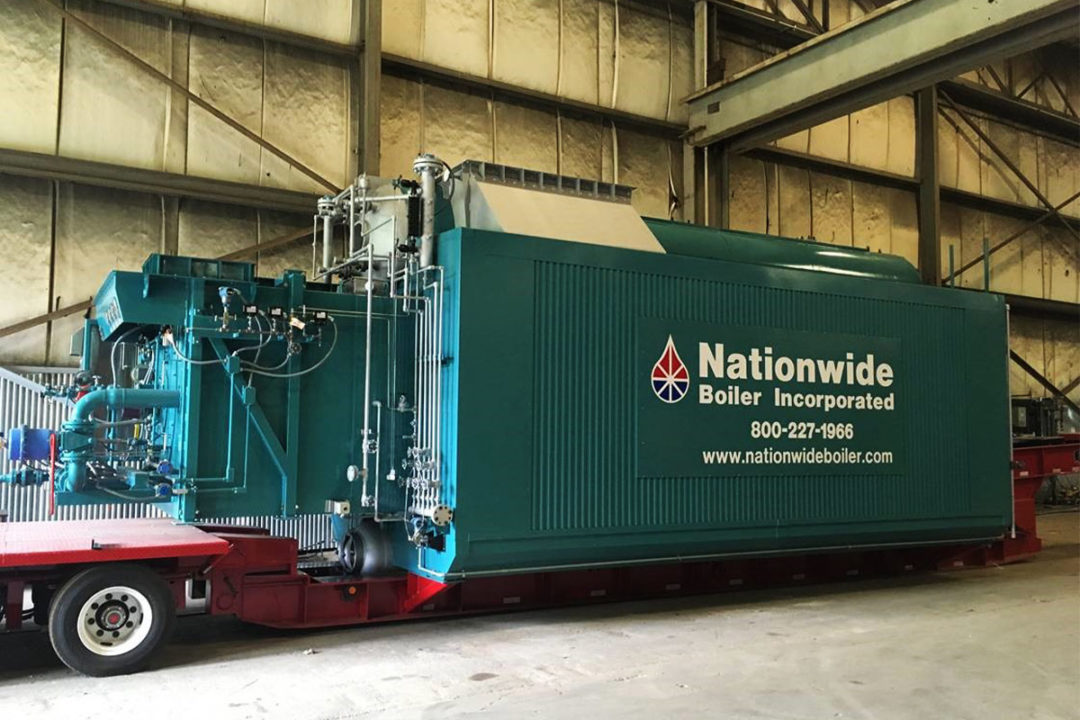Nationwide Boiler adds three high-capacity rentals