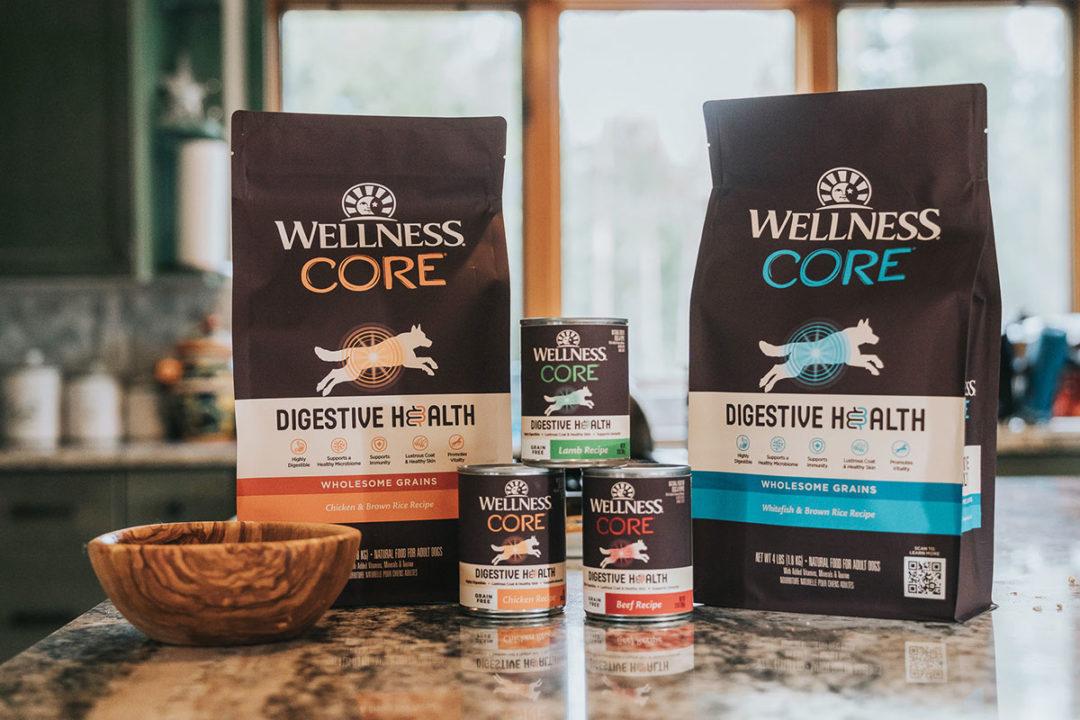 Functional pet food formulas target digestive wellbeing