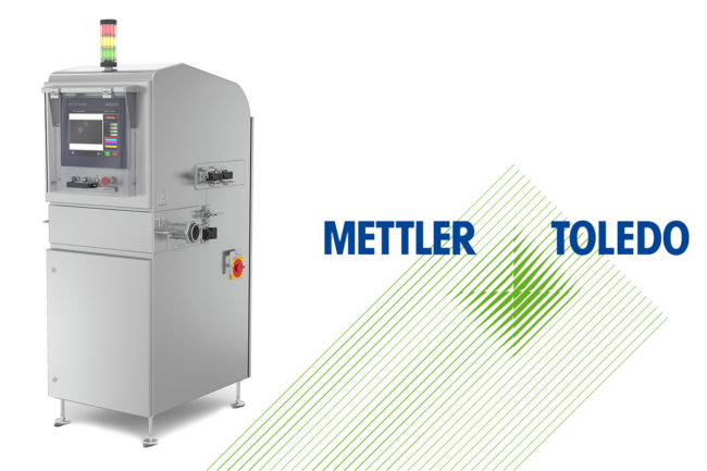Mettler Toledo introduces X38 Pipeline X-ray system