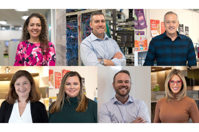 Pet Food Experts hires, promotes seven to leadership roles
