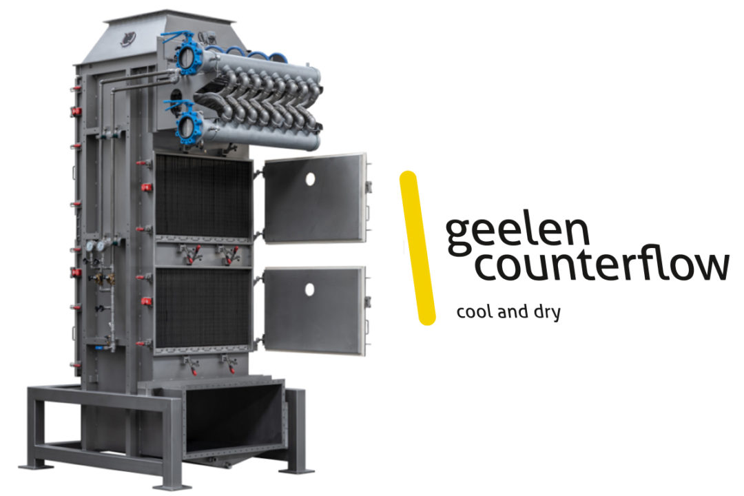 Geelen introduces recovery unit for energy and water