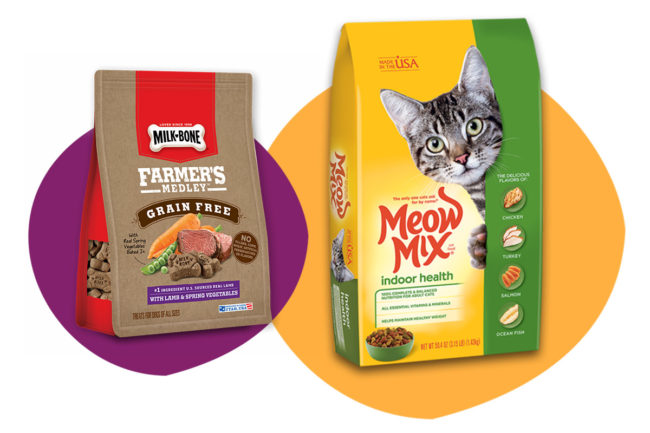 Smucker details pet food success at CAGNY 2021