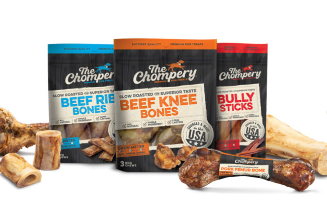 Cargill launches The Chompery butcher-based dog treat line