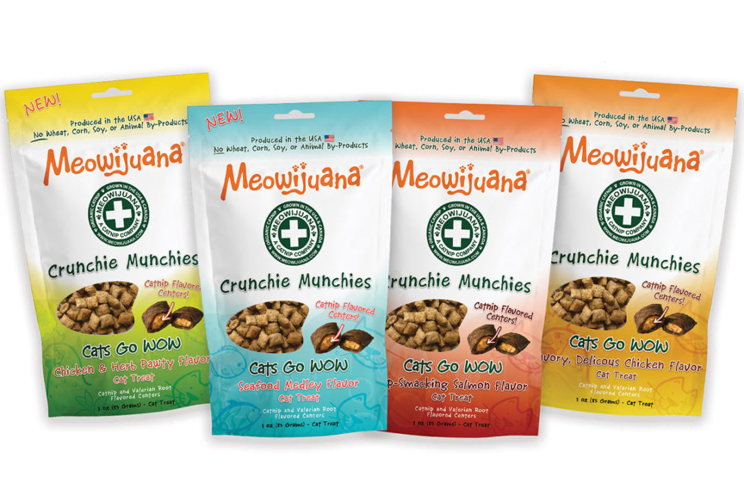 Feeders Supply adds Meowijuana products to 26 stores