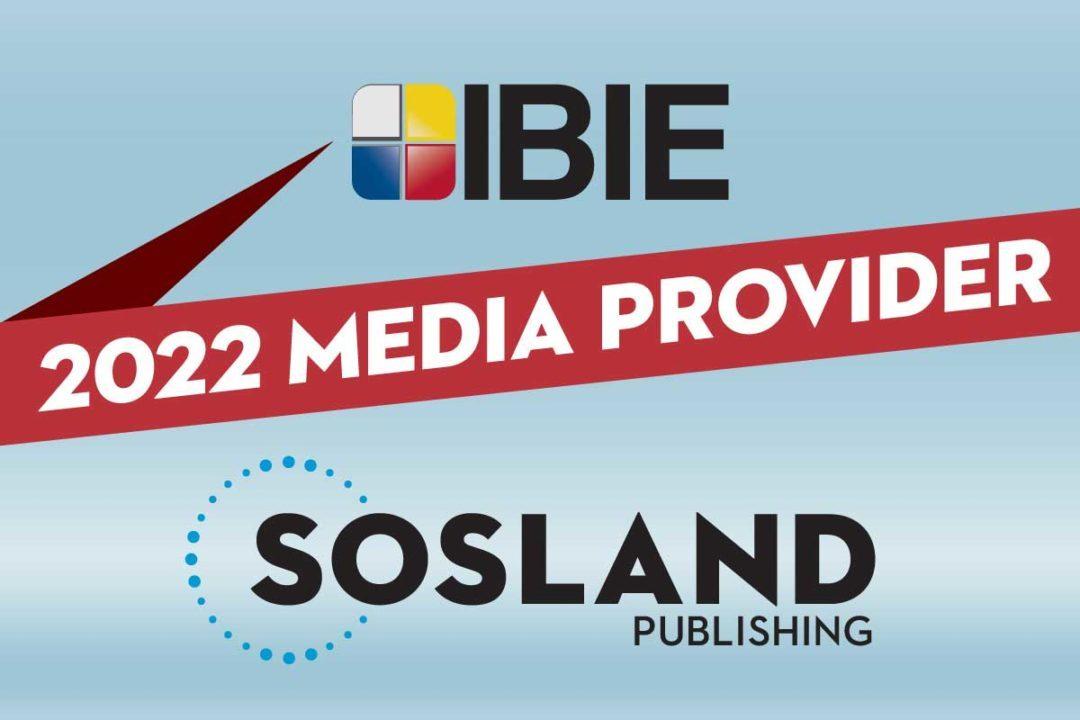 IBIE 2022 selects Sosland Publishing as media provider