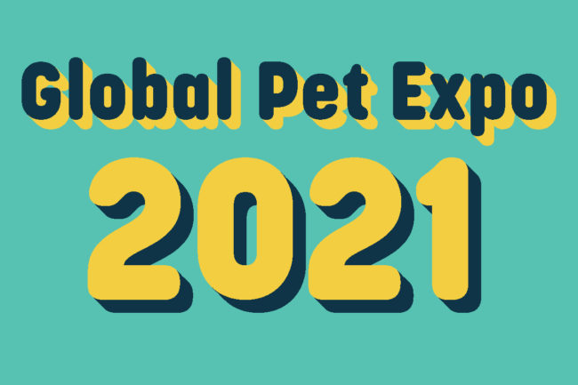 Look for these new pet food and treat industry products at Global Pet Expo 2021
