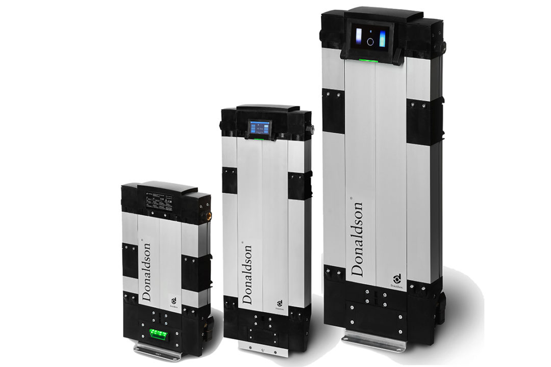 Donaldson Company introduces compact drying solution