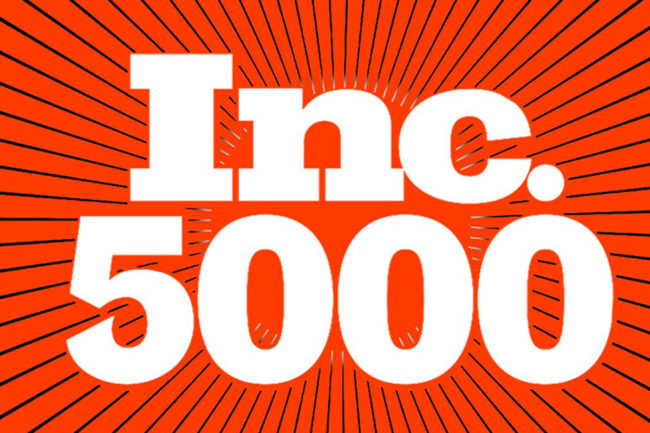 Inc. 5000 Regionals includes three pet industry companies