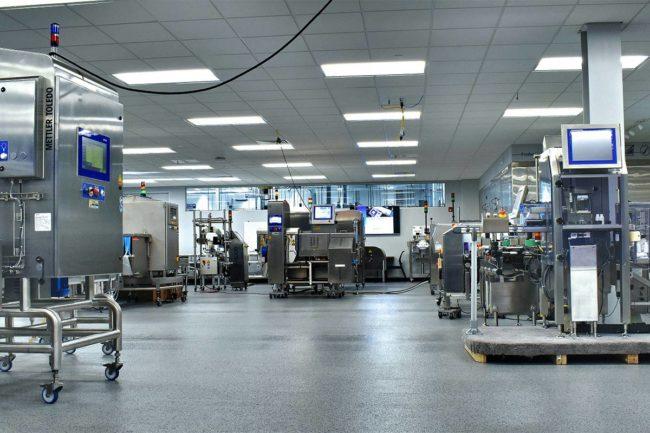 A look inside Mettler-Toledo's Product Inspection Application Center