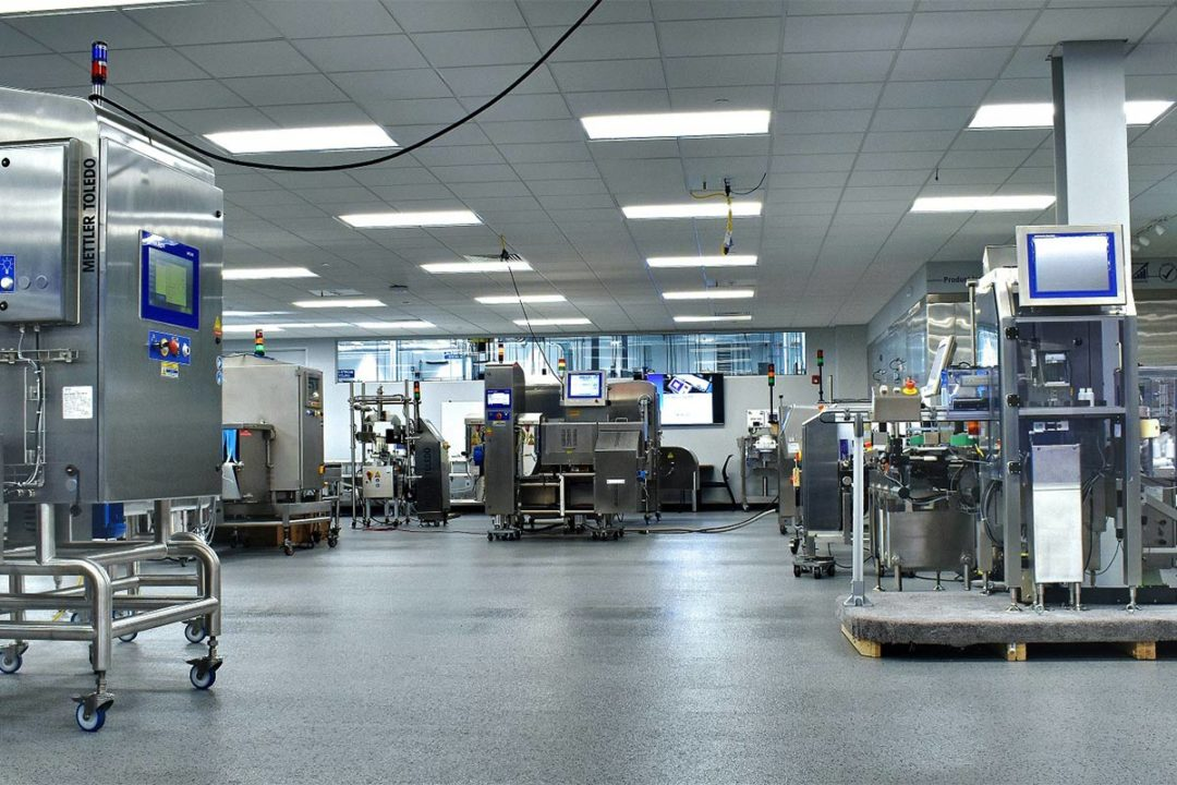 A look inside Mettler-Toledo's Product Inspection Application Center