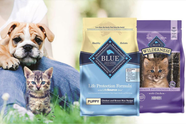 Blue Buffalo grows in General Mills' third quarter 2021