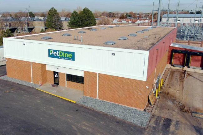 PetDine cuts ribbon at new pet treat manufacturing facility in Colorado