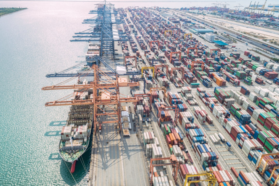 Slow recovery for West Coast port congestion