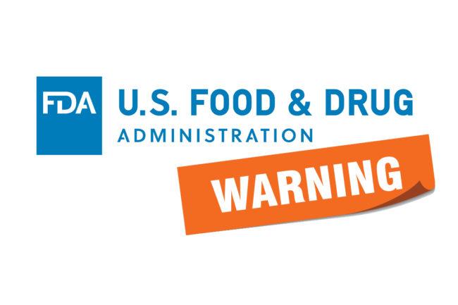 FDA warns Holistic Healthy Pet for fraudulent coronavirus remedies