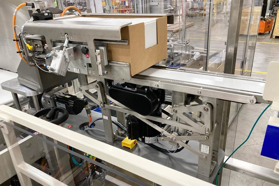 Automated magazine loader from R.A. Jones