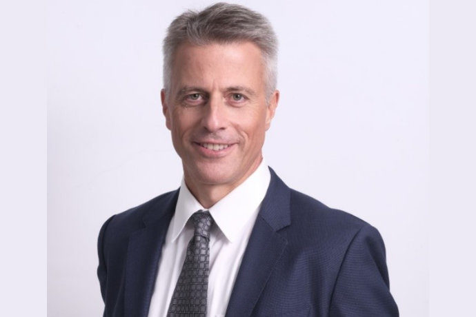 Hans Kabat, group leader and president of Cargill's North American protein business