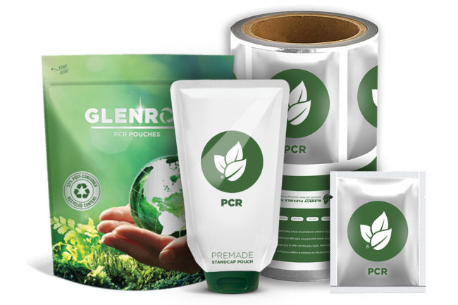 Glenroy Inc. introduces line of eco-friendly flexible packaging for pet food, other industries