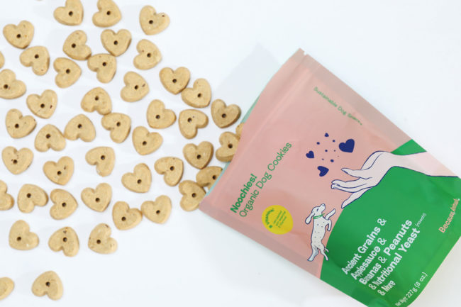 Meatless pet nutrition company adds to plant-based dog treat line