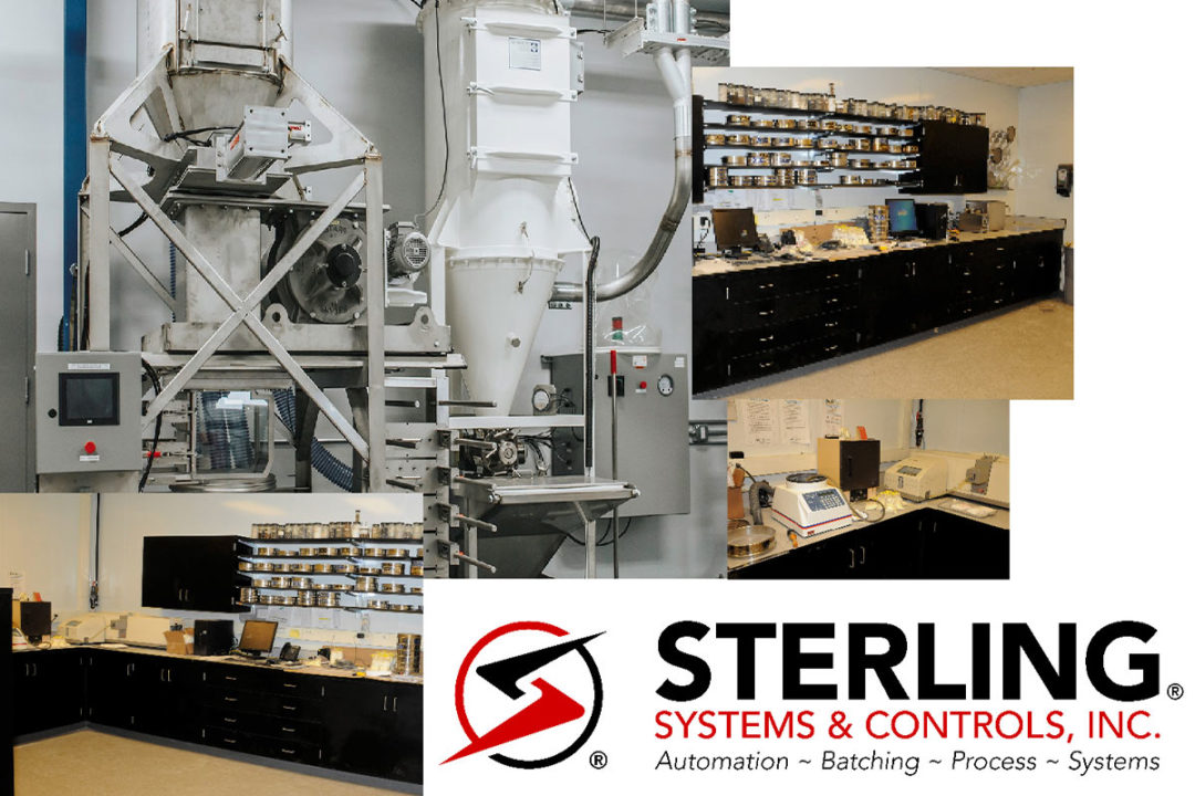Sterling Systems ready for clients at bulk handling test facility