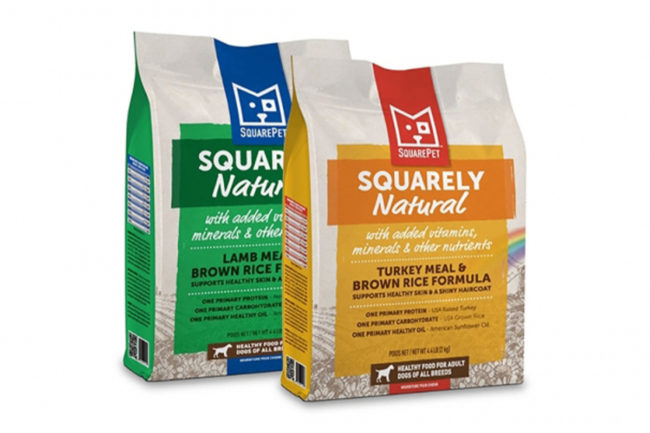 SquarePet awarded for ProAmpac package design