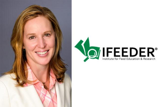 Lara Moody, executive director of IFEEDER