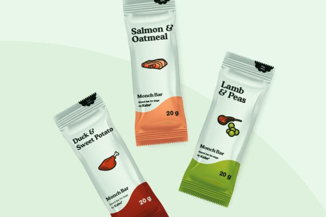 Kabo adds three formulas to Monch Bar line