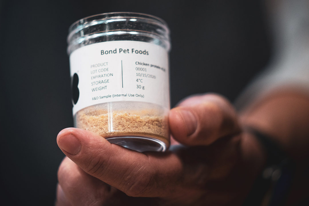 Dr. Tony Day and Dr. Mike Arbige have joined Bond Pet Foods to accelerate product development
