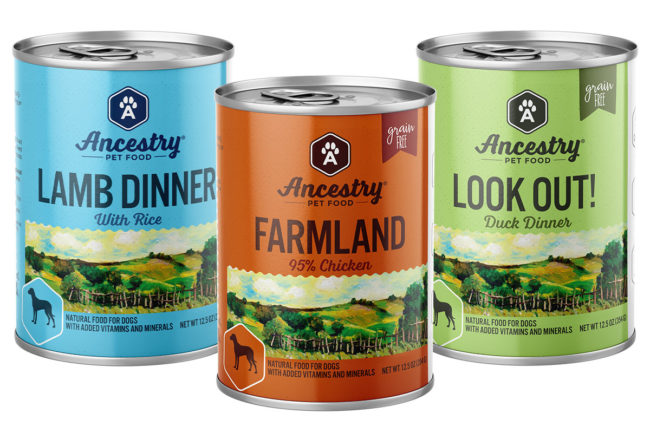 Health Extensions subsidiary adds three wet dog food formulas