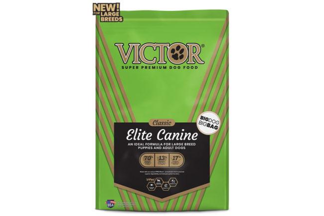 Mid America Pet Food adds VICTOR large-breed dog kibbles