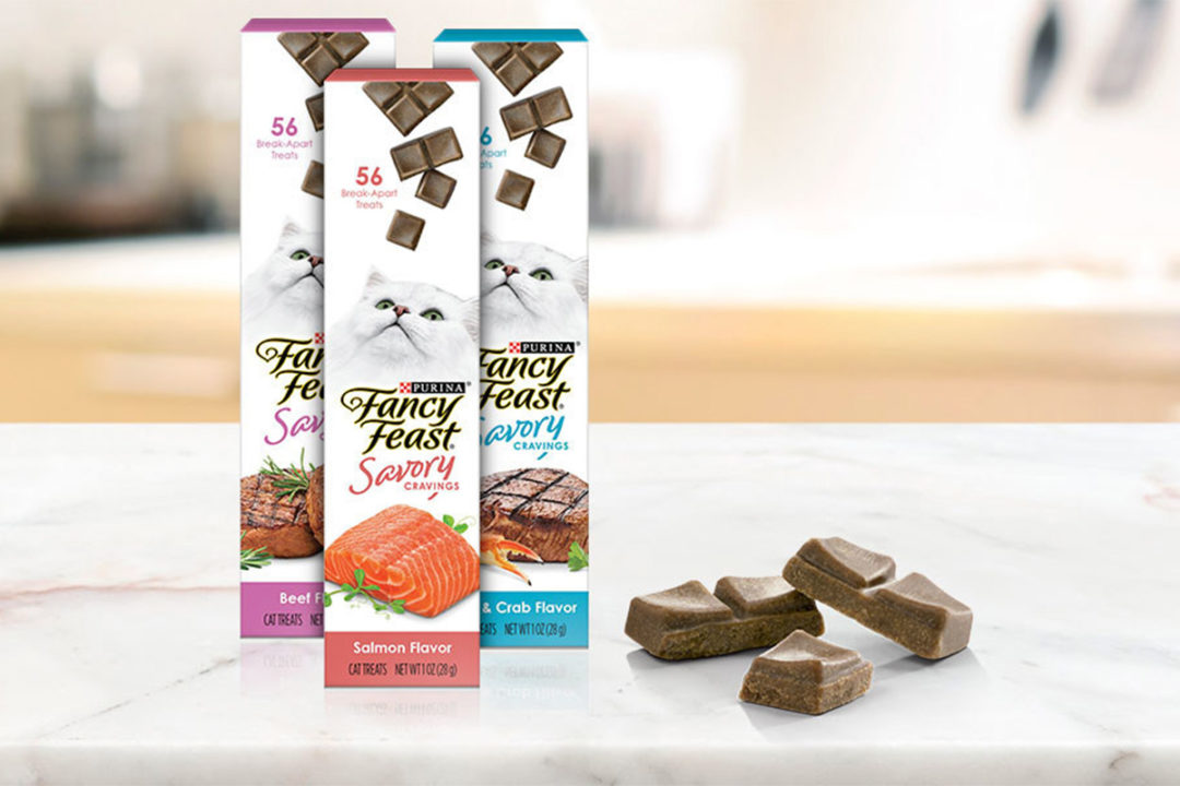 Purina has completed a cat treat production expansion project in New York