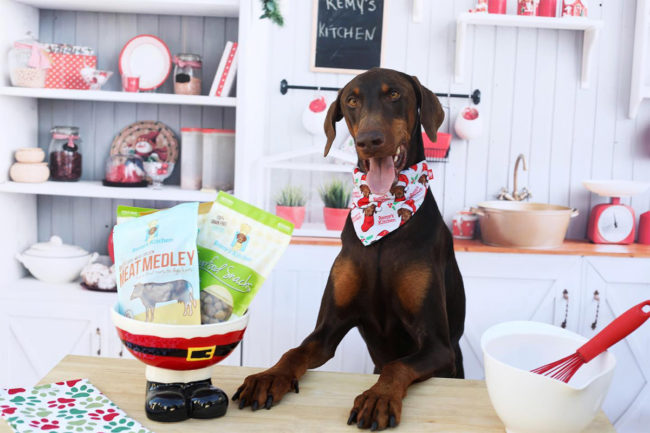 Choice Pet Products adds Remy's Kitchen dog treats to Florida distribution