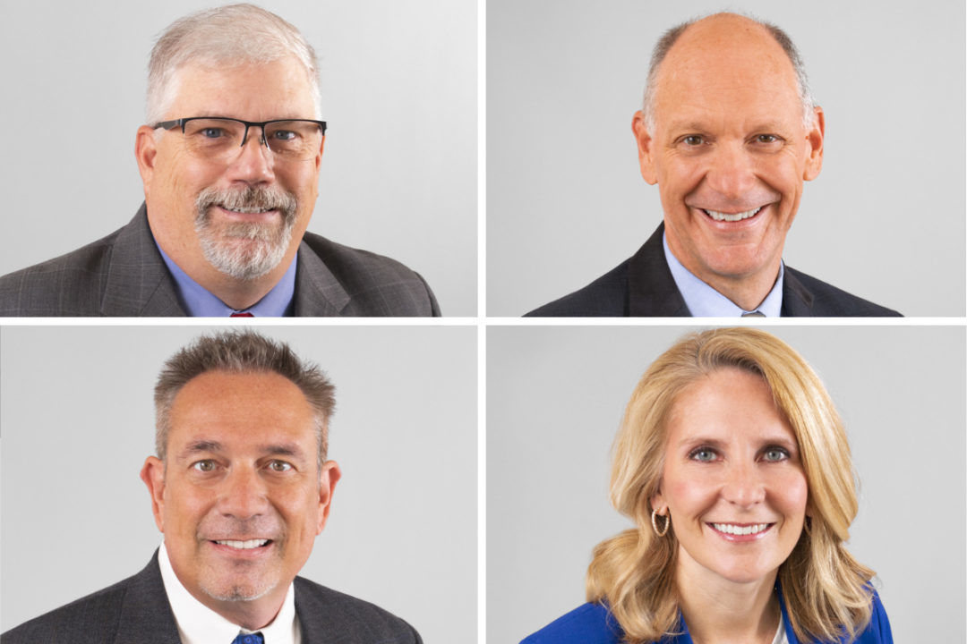 Scoular names four new leaders, one for its new Emerging Businesses segment