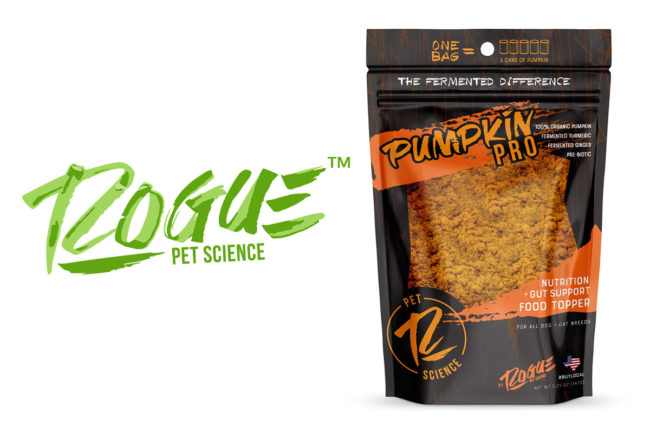 E-commerce pet supply launches pumpkin supplement for dogs