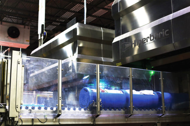 Benefits, technologies and advancements to high pressure processing (HPP) systems