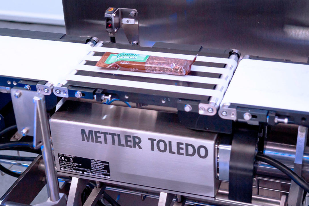 Mettler-Toledo launches FlashCell technology to improve checkweighing speed and accuracy