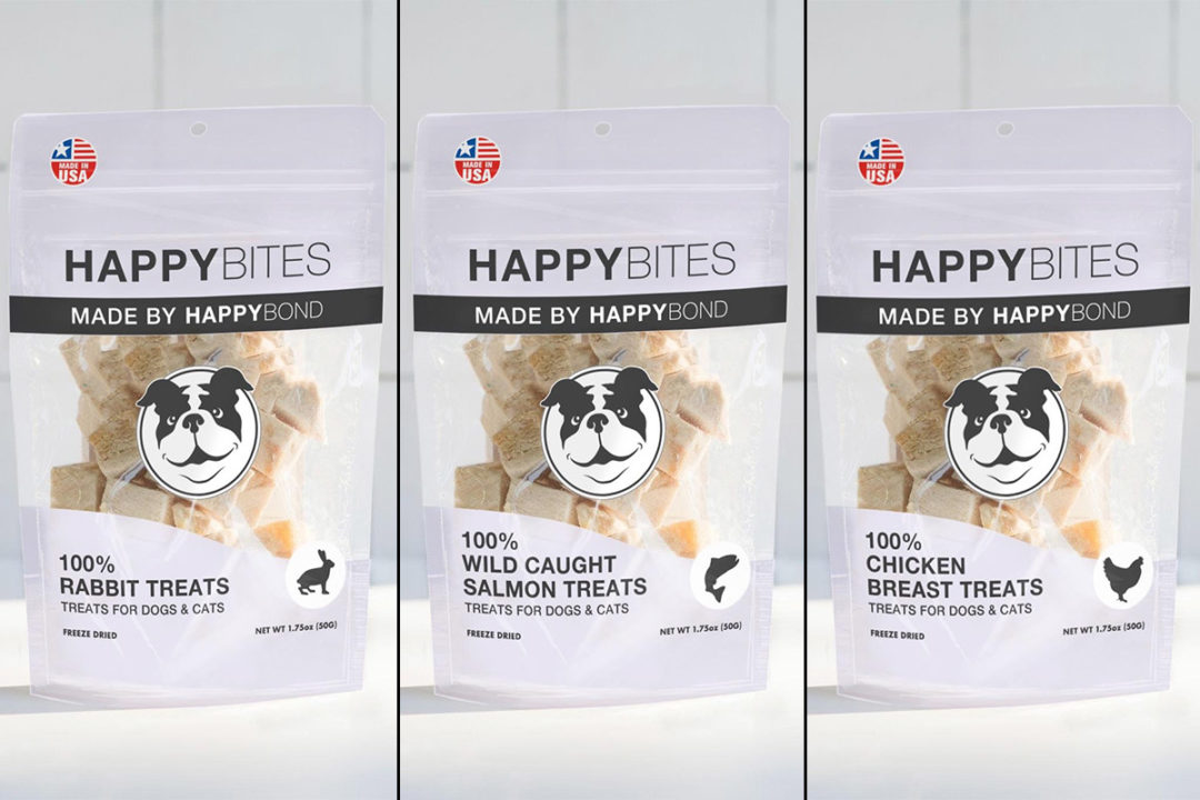HAPPYBOND teases new products, packaging ahead of SuperZoo