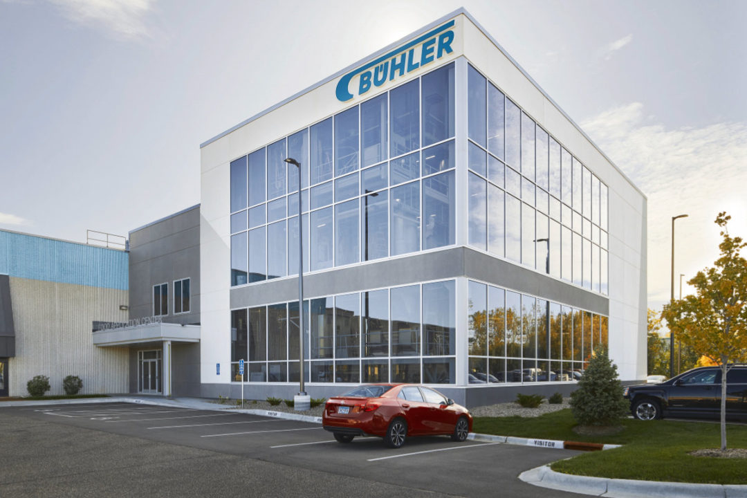 Buhler to host virtual networking event, open new facility