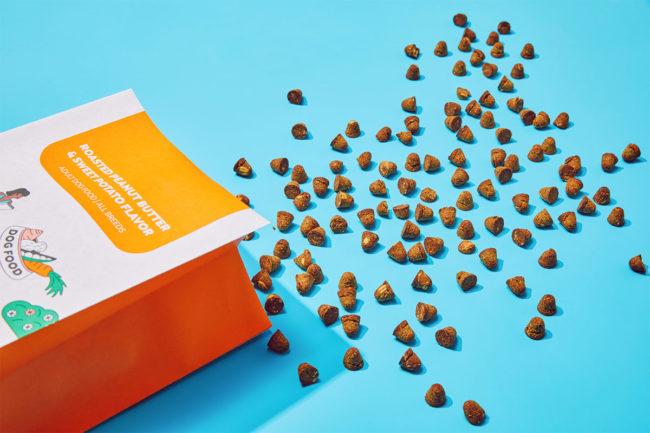 Petaluma debuts first recipe in plant-based dog food portfolio